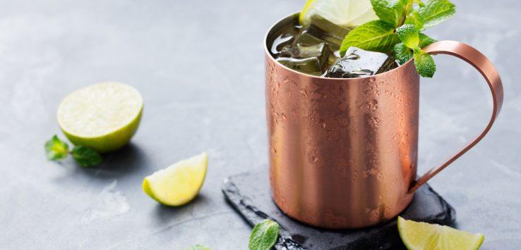 Drink Water in Copper Vessel