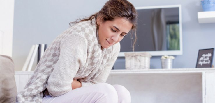 Yoga pose relieve menstrual cramps