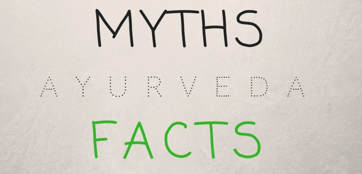 Facts about Ayurveda, myths busted