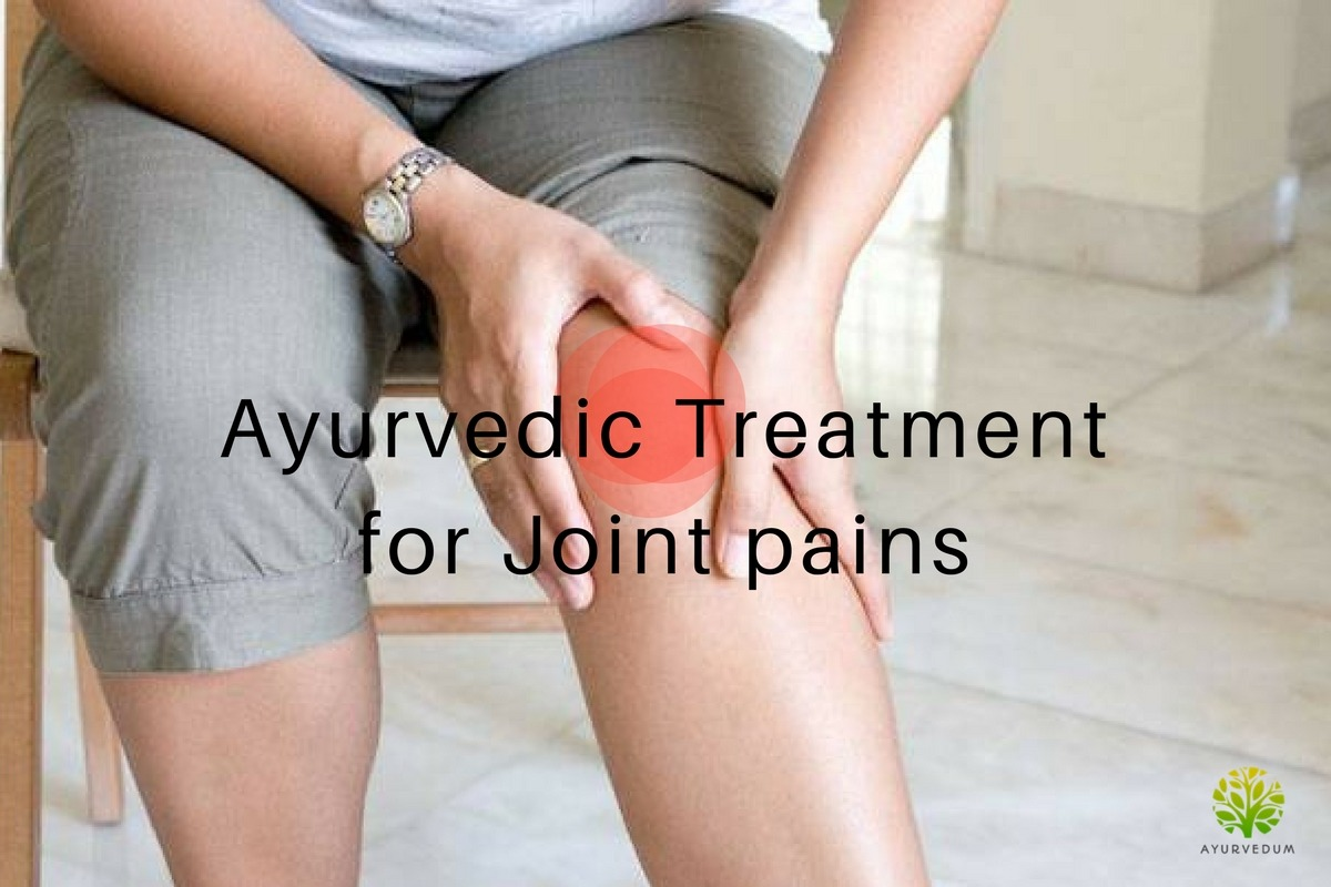 Ayurvedic Treatment for Joint pains