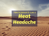heat headache