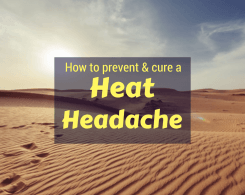 heat headache