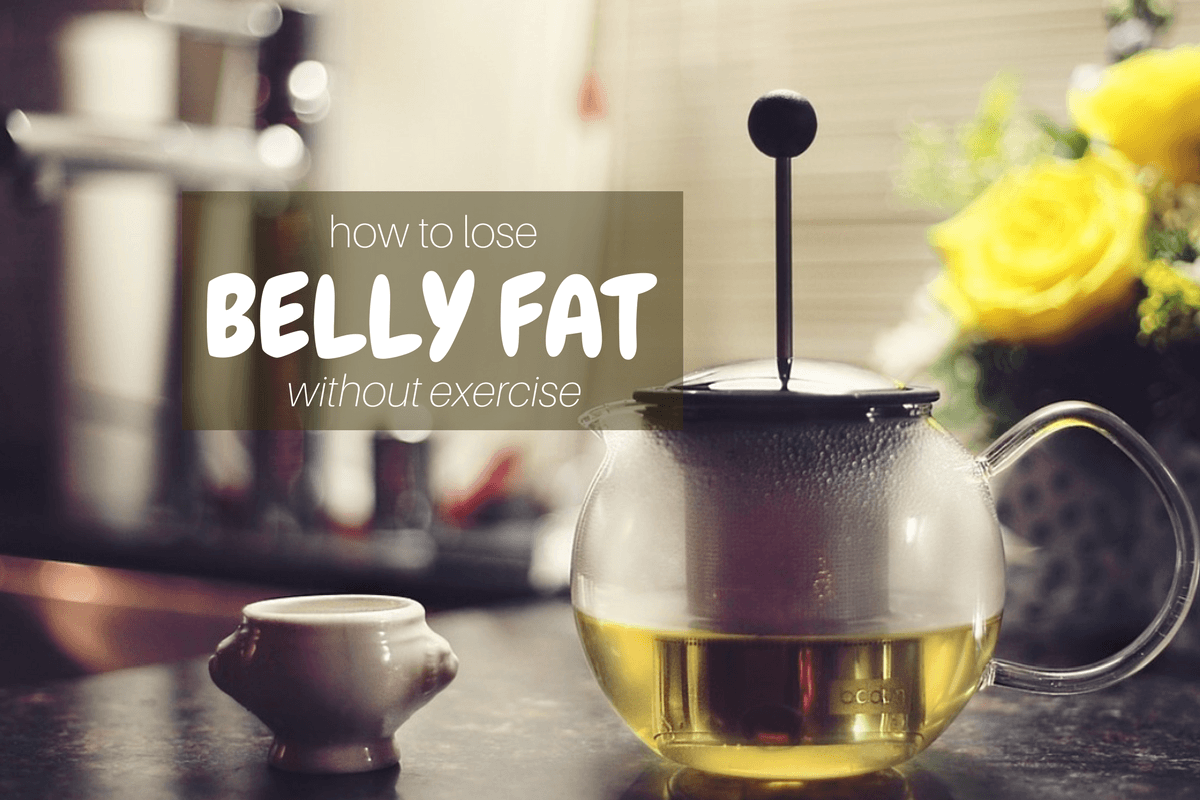 How To Lose Belly Fat Without Exercise Naturally  U2013 Ayurvedum