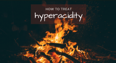 how to treat hyperacidity