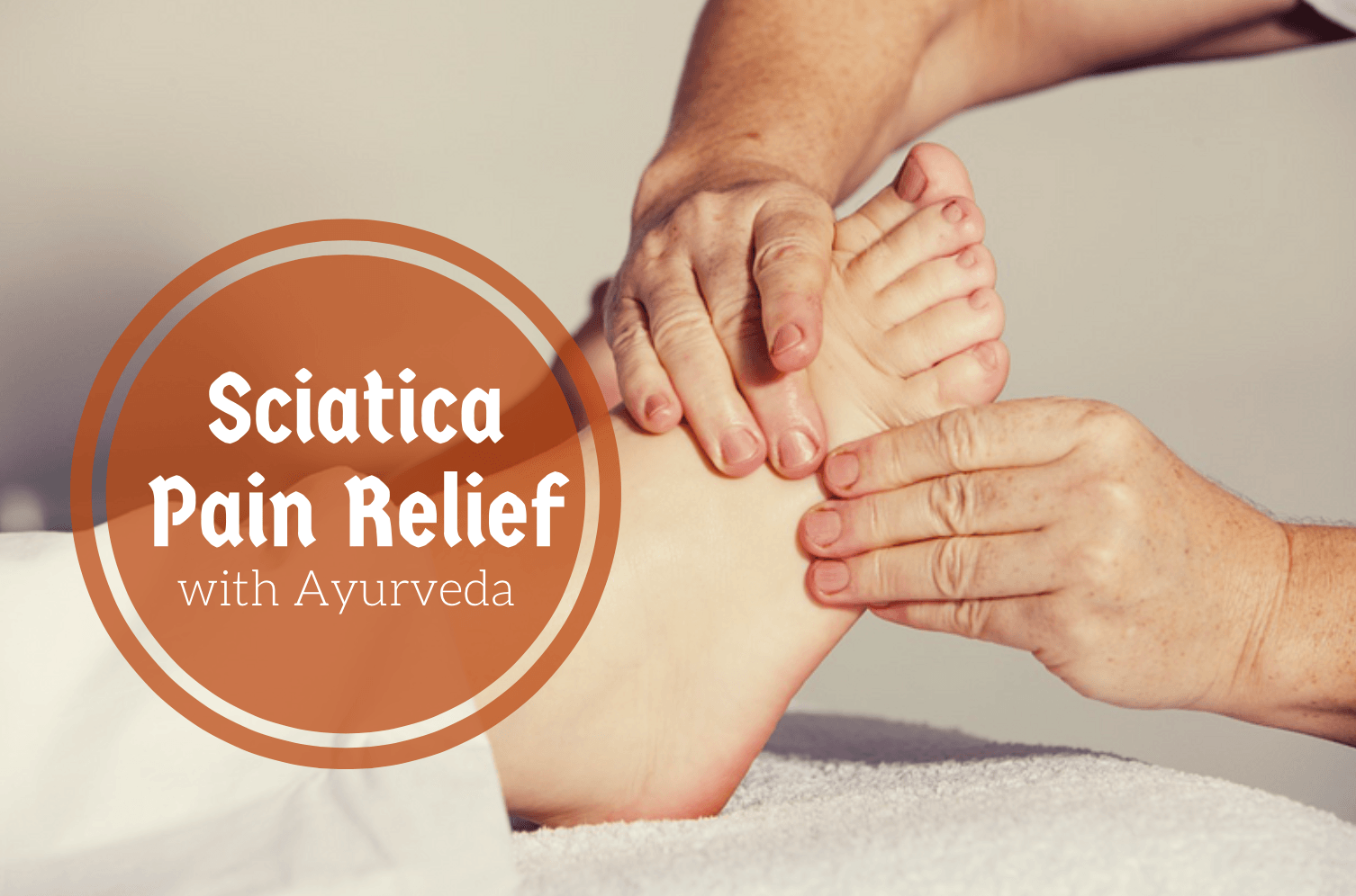 Five Important Indian Medicinal Crops for Treating Different Conditions with Specific Reference to Sciatica