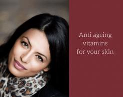 anti ageing vitamins
