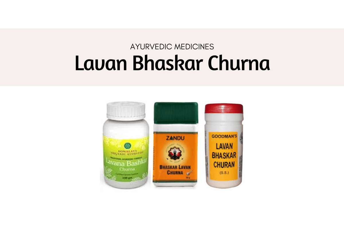 Lavan Bhaskar Churna: Know Benefits, Usage & Side Effects