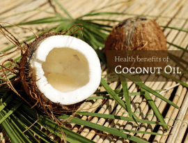 Ayurvedic coconut oil