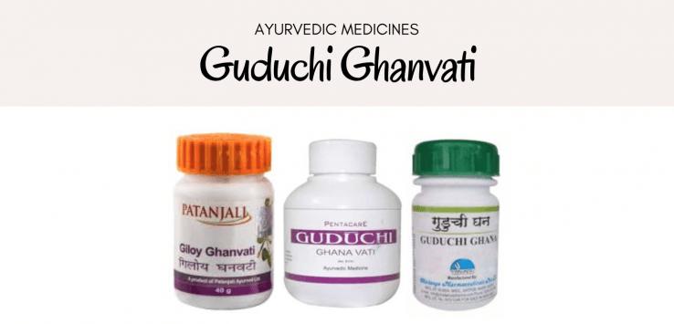 guduchi ghanvati