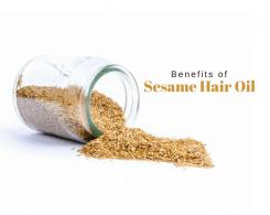 Sesame Hair Oil