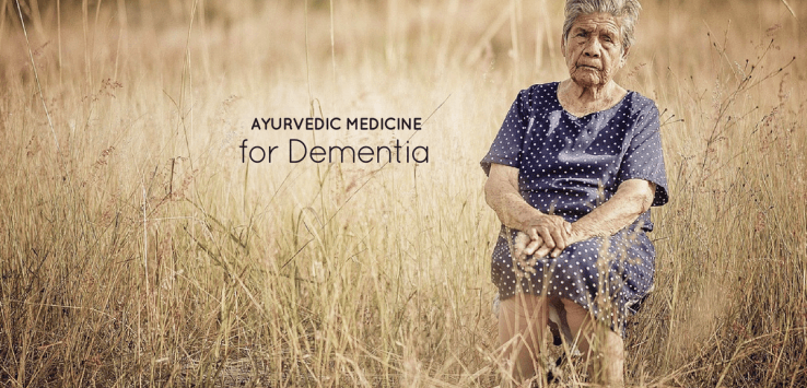 Ayurvedic medicine for dementia