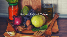 sattvic food