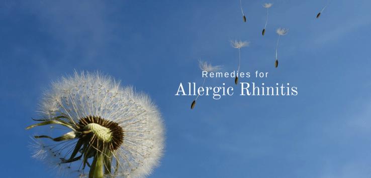 Ayurvedic treatment for allergic rhinitis