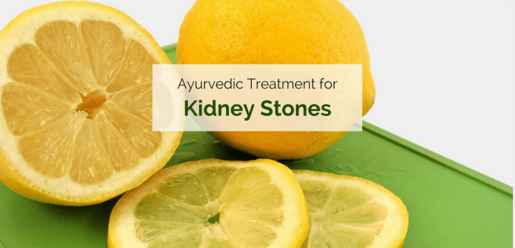 Ayurvedic treatment for kidney stones