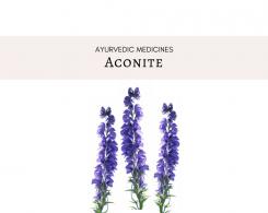 benefits of aconite
