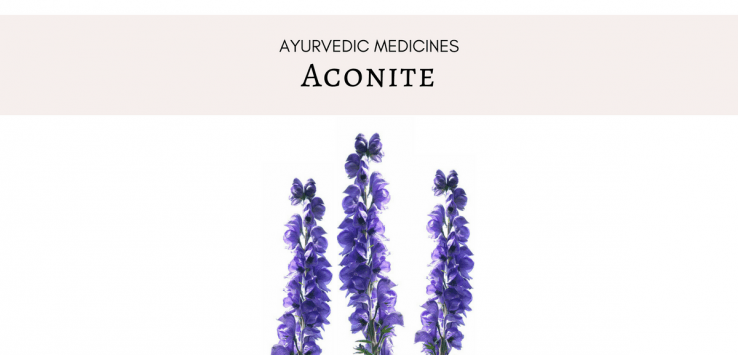 benefits of aconite