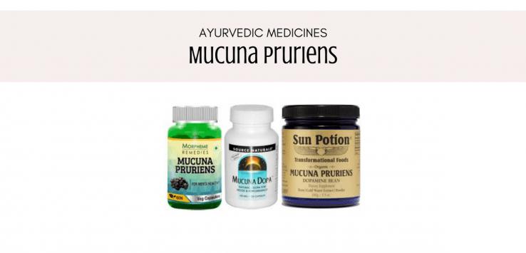 Mucuna Pruriens Ayurvedic Medicine