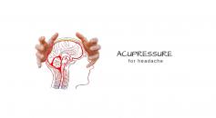 Acupressure points for headache