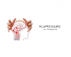 Acupressure points for headache