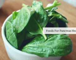 Food For Pancreas Health