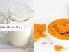 Milk-and-turmeric-for-skin