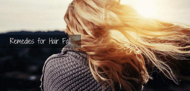 how to reduce hair fall naturally