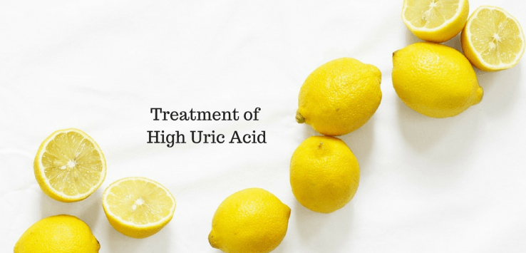 Treatment for Uric Acid