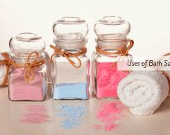 bath salts benefits