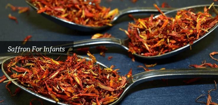 saffron-for-infants