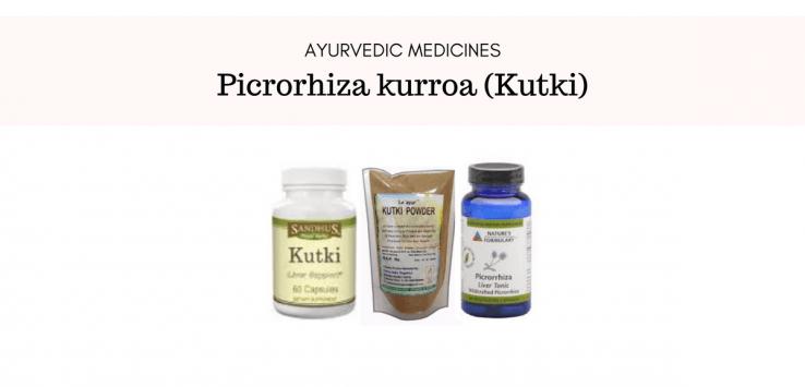 Picrorhiza Kurroa