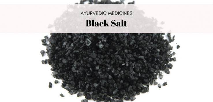 benefits of black salt