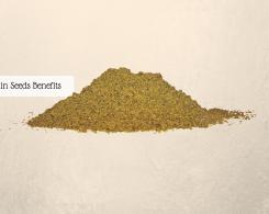 health benefits of cumin seeds