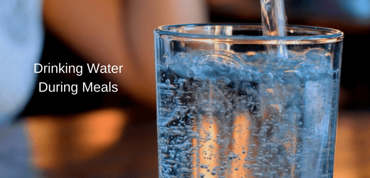 Drinking-Water-During-Meals
