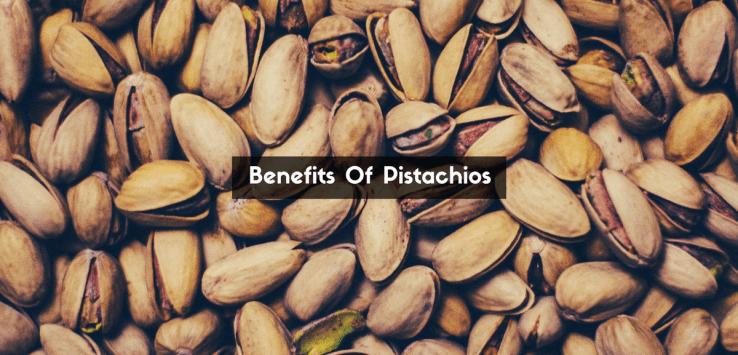 benefits of pistachio