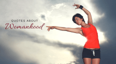quotes about womanhood