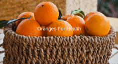 benefits of oranges