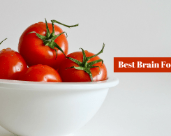 What Foods Are Good For Your Brain