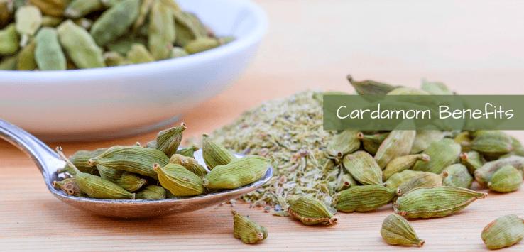 cardamom benefits