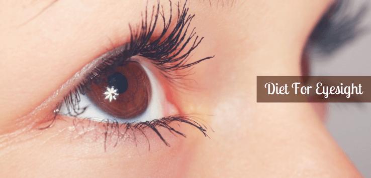 Foods For Eyesight