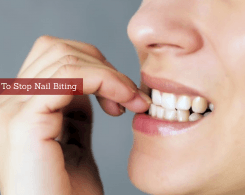 How To Stop Biting Nails