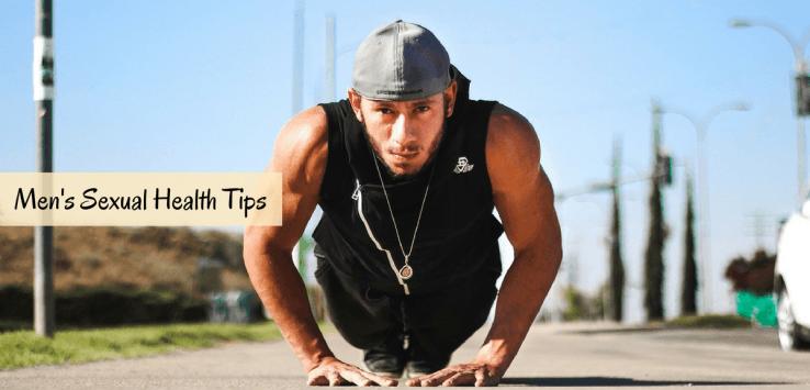 men's sexual health tips