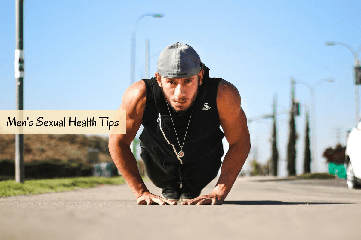 Tips for mens health sexual health