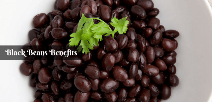 health benefits of black beans