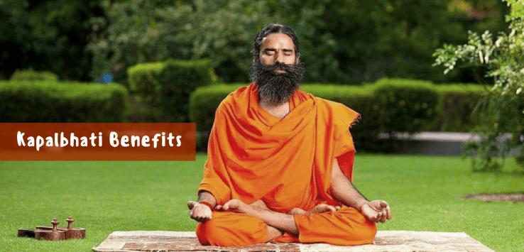 kapalbhati pranayam benefits