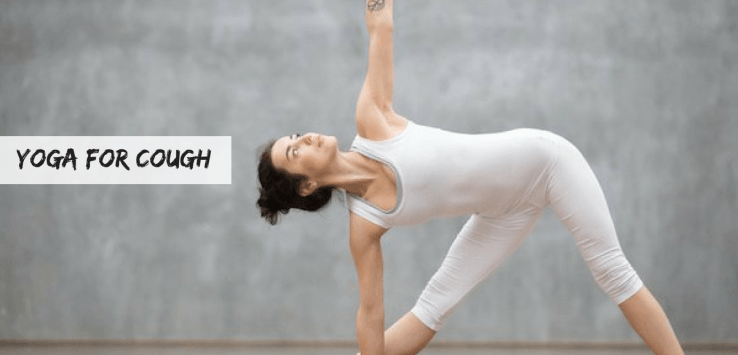 yoga for a cough