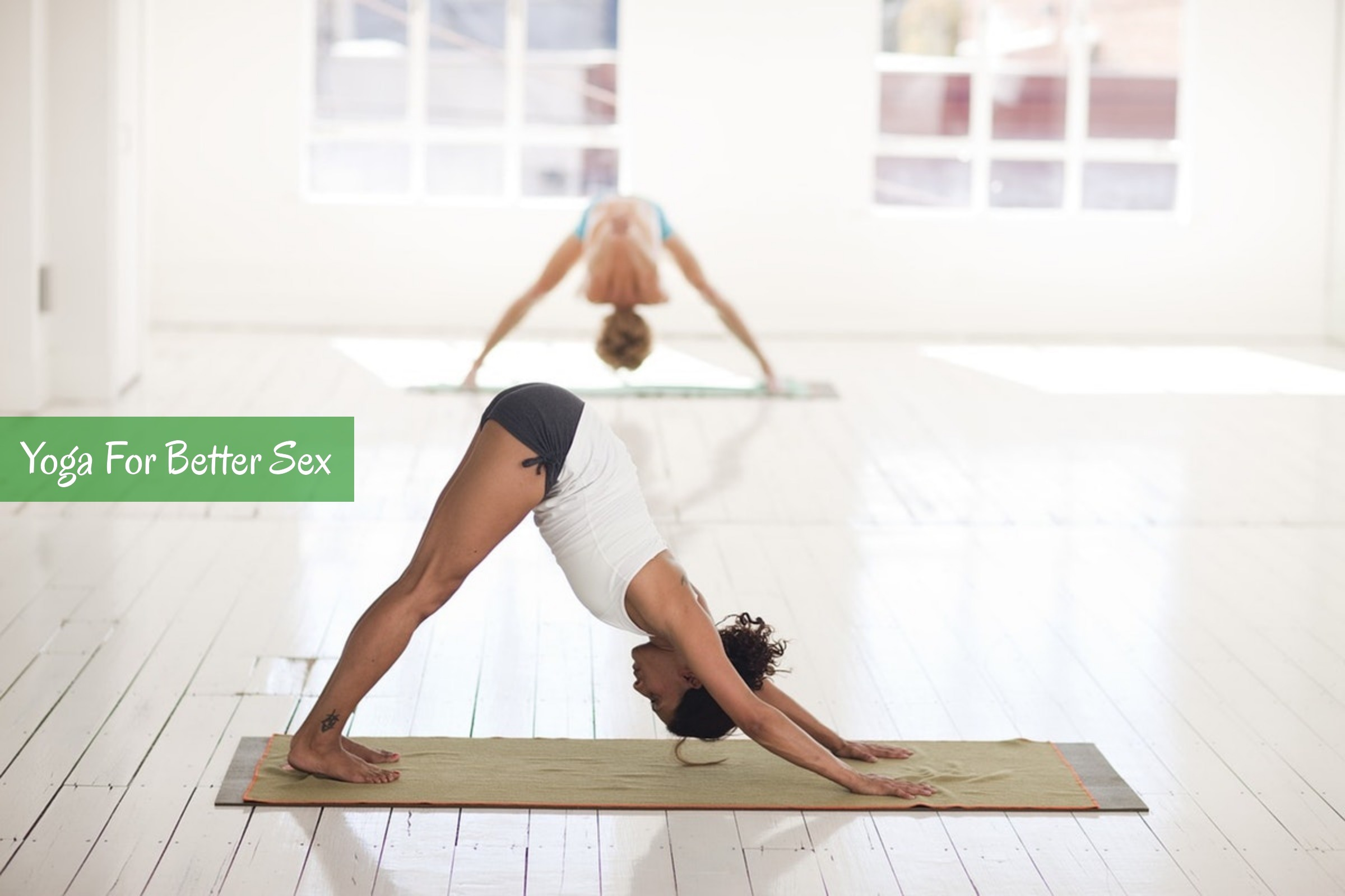 yoga for good sexlife