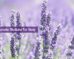 ayurvedic medicine for sleep