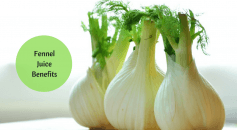 fennel juice health benefits
