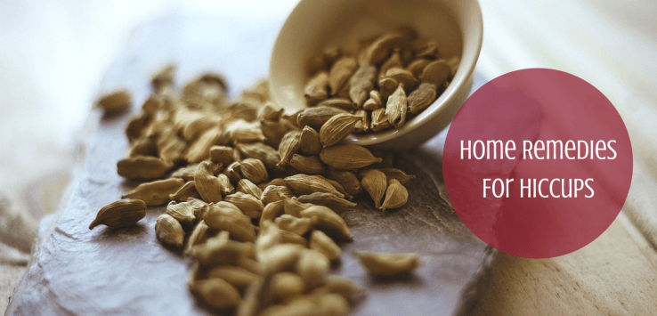 home remedies for hiccups