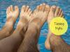 tanning myths